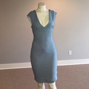 Bebe Textured Weave Dress